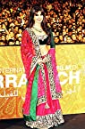 Stylecloset-Priyanka Chopra In Designer Pink Lehenga Choli At Promotion Of Film Barfi