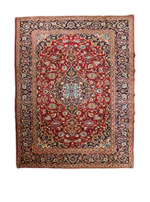 RugSense Alfombra Persian Kashan Rojo/Azul/Marrón 290 x 203 cm