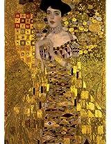 D-Toys Adele Bloch-Bauer Jigsaw Puzzle, 1000-Piece