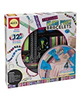 ALEX Toys Do-it-Yourself Wear Ultimate Glam Rock Bracelet Kit