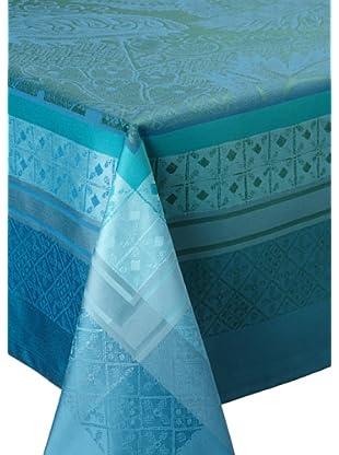Garnier-Thiebaut Isaphire Table Cloth (Emeraude)