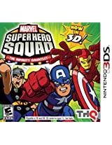 Marvel Super Hero Squad - The Infinity of the Gauntlet 3D (Nintendo 3DS) (NTSC)