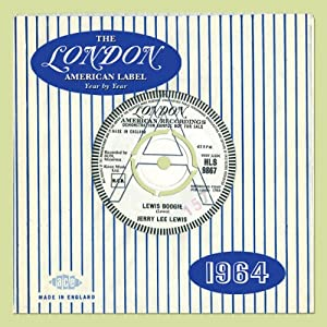 The London American Label Year By Year: 1964
