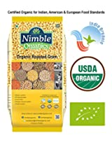 Nimble Organics Roasted Gram 500g