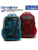 American Tourister Code 06 Red 20 L Backpack (Red)