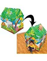 Catterpillar Intex Baby Tent House