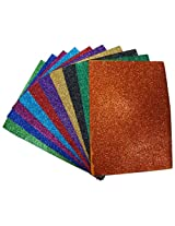 Glittered Foam(set of 10 color)