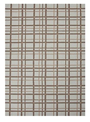 Jaipur Rugs On The Fence Indoor/Outdoor Rug (Light Blue)