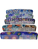 Manu Plastic Combs (Set of 5)
