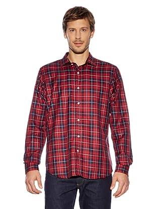 Redgreen Camisa John (Azul / Rojo)