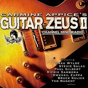 Channel Mind Radio: Guitar Zeus 2