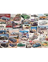 Gibsons Motoring Memories Jigsaw Puzzle (1000-Piece)