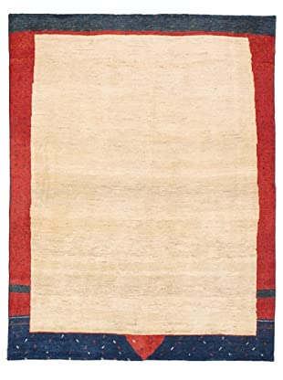Rug Republic One Of A Kind Nomadic Tribal Persian Gabbeh Rug, Multi, 4' 7
