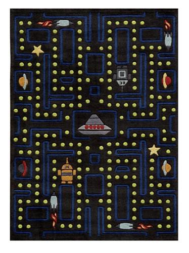 Lil Mo Space Games Rug (Arcade Black)