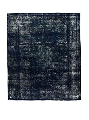 Design Community by Loomier Alfombra Revive Vintage Azul Oscuro 349 x 293 cm