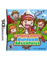 Camping Mama Outdoor Adventures (Nintendo DS) (NTSC)