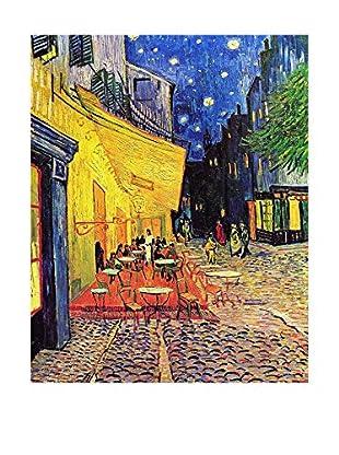 Legendarte Lienzo Terrazza Del Caffè La Sera di Vincent Van Gogh