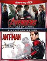Ant-Man/Avengers: Age of Ultron (3D)