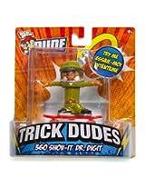 360 Shov-It Dr. Digit: Tech Deck Dude Trick Dudes Figure Series
