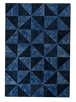 MAT Vintage Tile Rug (Blue/Turquoise)