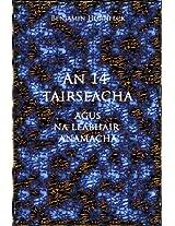 An 14 tairseacha agus na leabhair anamacha (Irish Edition)