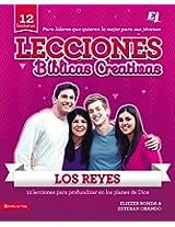 Lecciones Bíblicas Creativas: Los Reyes (Especialidades Juveniles / Lecciones bíblicas creativas)