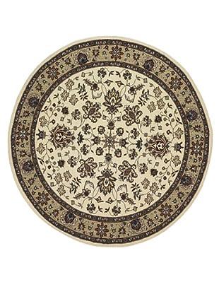 Kabir Handwoven Rugs Wonders Select Rug, Ivory Multi, 7' 6
