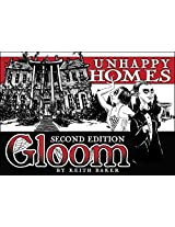 Gloom - Card Game - Unhappy Homes - 2nd Edition (2014)