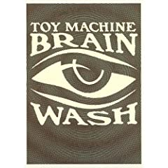 �y�X�P�[�g�{�[�h�zBrainwash -Toy Machine skateDVD-(�u���C���E�H�b�V��) �A���