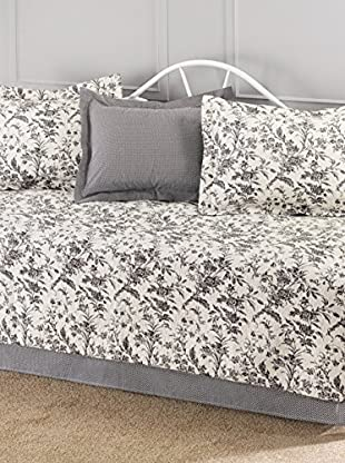 Laura Ashley Amberley Daybed Set, Black,