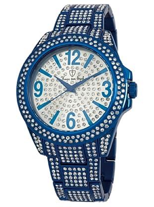 Hugo Von Eyck Reloj Extraordinary HE117-013B_Plata / Azul