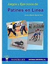 Juegos y ejercicios de patines en línea (Spanish Edition)