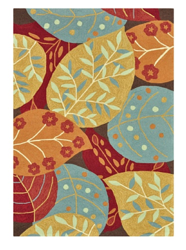 Loloi Rugs Francesca Collection Rug (Brown/Multi)