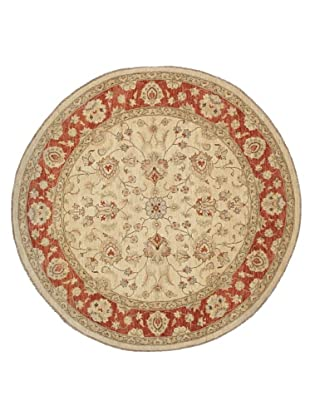 Rug Republic One Of A Kind Hand Knotted-Chobi Rug, Neutral/Rust/Multi, 8' 2
