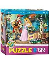 EuroGraphics Princess Song Jigsaw Puzzle (100-Piece)