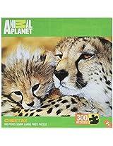 Masterpieces Cheetahs Animal Planet Grip Puzzle (300-Piece)