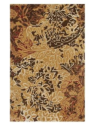 Jaipur Hedgerow Rug (Amber/Brown)