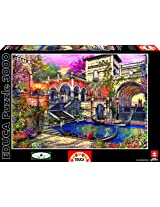 Educa Kids Venice Courtship Puzzle (3000-Piece)