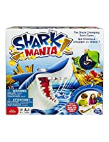 Spin Master Games - Shark Mania Board Game