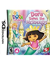 Dora the Explorer: Dora Saves the Mermaids (Nintendo DS) (NTSC)