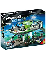 Playmobil 5149 Future Planet E-Rangers' Headquarters