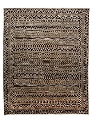 Darya Rugs Modern Oriental Rug, Brown, 7' 10