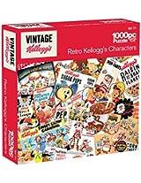 Karmin International Kelloggs Retro Kelloggs Characters Puzzle (1000-Piece)