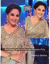 Madhuri Goldies saree