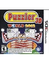 Puzzler World 2012 3D (Nintendo 3DS) (NTSC)