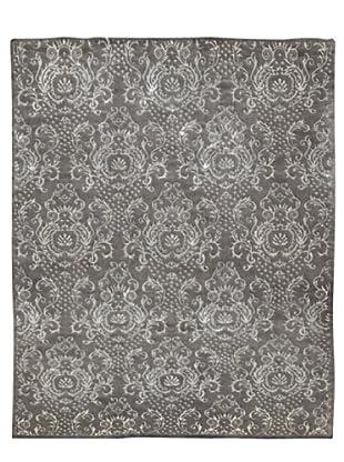 Kavi Handwoven Rugs Wonders Select Rug, Grey/Cream, 5' 3