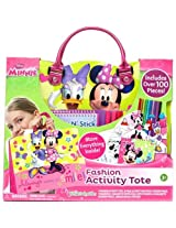 Disney Mickey Mouse Friends Minnie Mouse Fashion Activity Tote
