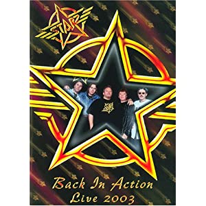 Back In Action Live 2003