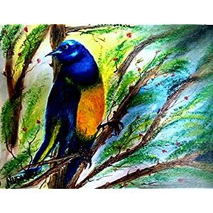 NUCreations My Life. My Choice - Original Painting - Oil Paint On Canvas