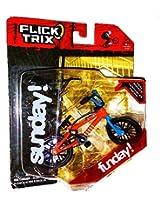 """Flick Trix Sunday Funday 4"""" BMX Bike"""
